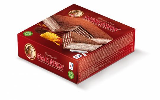 Honigtorte MARLENKA mit Kakao